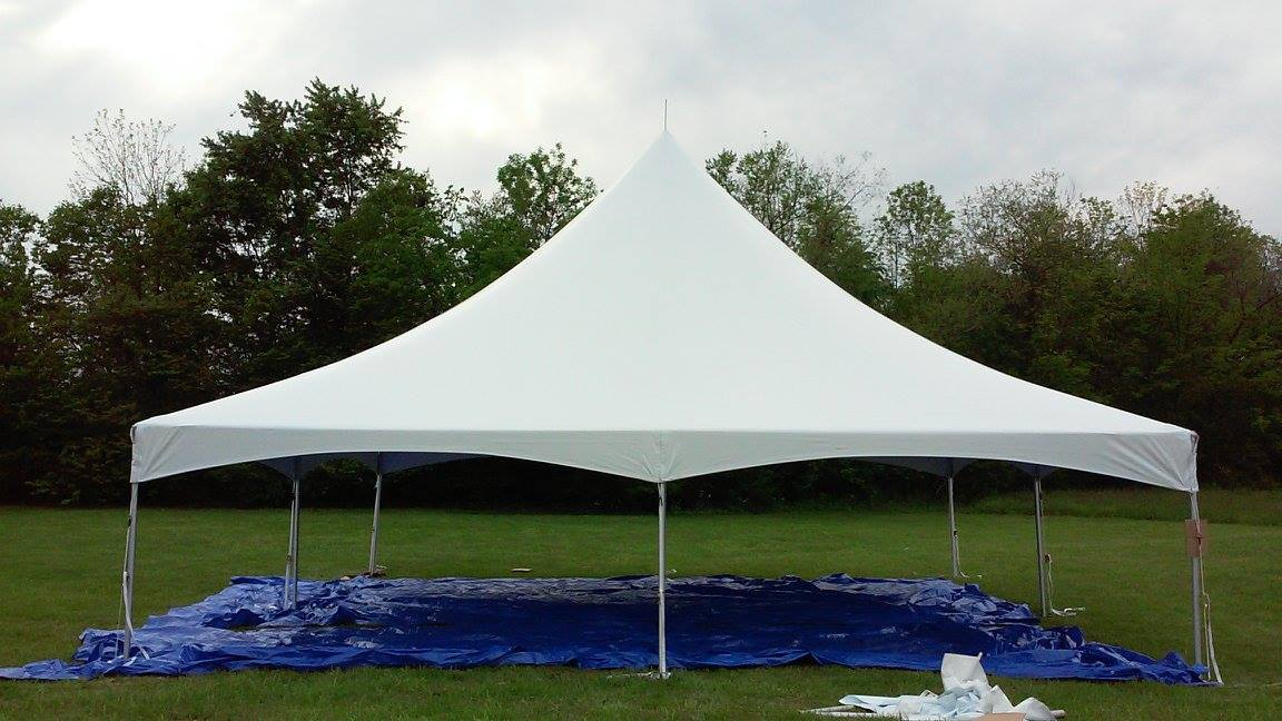 20x20 FNC with Conversion 8 Way - Allstate Tent